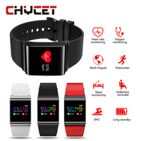 X9 Pro Smart Band Watches Blood Pressure Heart Rate Monitor Smart Bracelet With Color Screen Pedometer