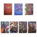 "The Avengers 3D cute PU leather Cover case For Samsung Galaxy Tab 4 10.1""INCH T530 1PC"