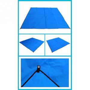 Image 4 - Lona impermeable para Picnic, tienda ultraligera, refugio solar, playa, Anti UV, manta de jardín, para acampar al aire libre, toldo, sombrilla