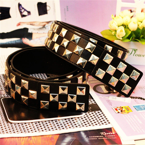 Black Studded Belt Sex And The City 49