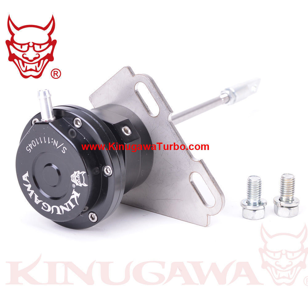 Kinugawa Adjustable Turbo Wastegate Actuator for SAAB 9000 Aero B234R TD04HL-15G 49189-01600 1.0 bar / 14.7 Psi kinugawa turbo oil