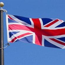 Флаг Великобритании Национальный флаг Великобритании Крытый Открытый 3x5 футов 2x3' GB флаг страны баннер национальные вымпелы Англия Великобритания Флаг