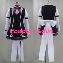 New Custom Made Japanese Anime A TALE OF WORST ONE STELLA VERMILLION Cosplay Costume High Quality Halloween CosplayLove
