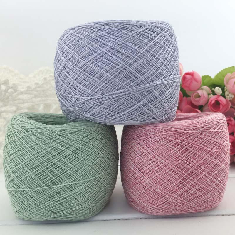 Knitting Warehouse Location : Aliexpress buy g pieces italian ramie thread