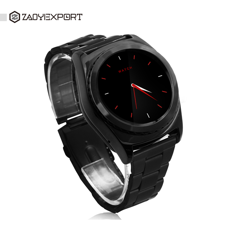 ZAOYIEXPORT Bluetooth Smart Watch G4 Support Sim TF Card Heart Rate Monitor Health Tracker Smartwatch For Iphone Android PK GT08 2016 bluetooth smart watch gt08 for