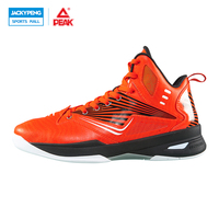 PEAK SPORT Men Basketball Shoes Breathable Competitions Athletic Training Sneakers Cushion 3 REVOLVE Tech Boots Size
