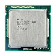 Intel Core i5 2320 i5-2320 3.0 ГГц/6 МБ Socket 1155 CPU Процессор HD 2000 Поддерживается память: DDR3-1066, DDR3-1333