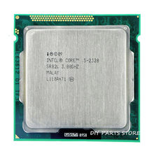 Intel Core i5 2320 i5-2320 3.0 GHz/6 MB Socket LGA 1155 מעבד מעבד HD 2000 זיכרון נתמך: DDR3-1066, DDR3-1333(China)