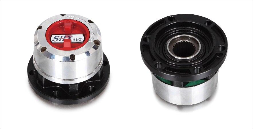 2 Pcs x FOR NISSAN Pathfinder Xterra  4X4 PU 90 up AVM461 HP FREE WHEEL locking hubs AVM461HP B020HP Wheel Hubs & Bearings Automobiles & Motorcycles - title=