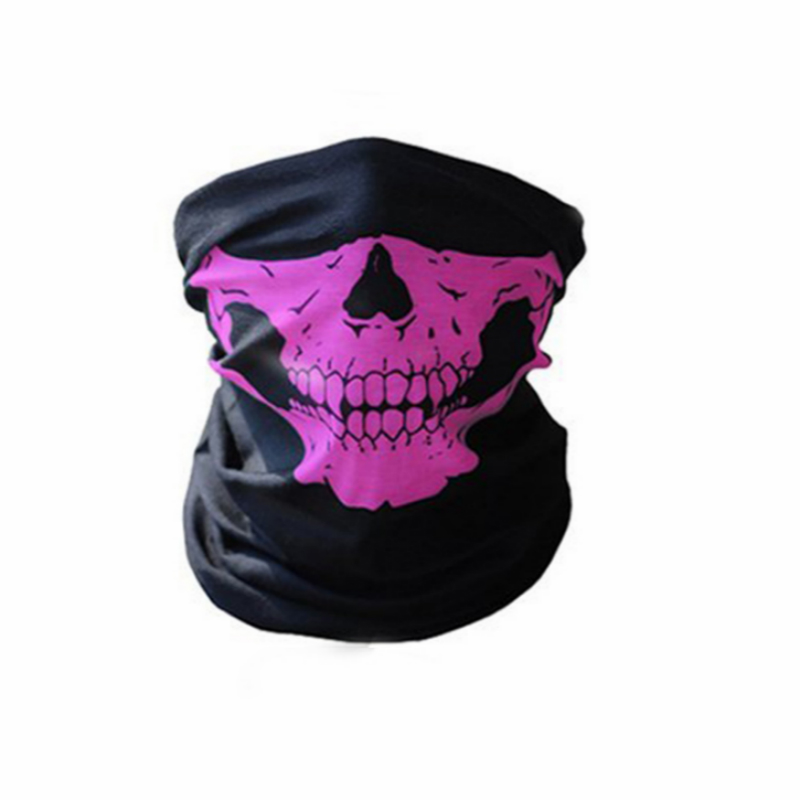 13-1-2-Piece-Motorcycle-SKULL-Ghost-Face-Windproof-Mask-Outdoor-Sports-Warm-Ski-Caps-Bicyle-Bike