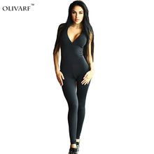 2017 Top Fashion Solid Skinny Female Xia Pants Women's Wear Jumpsuits For Women Clothing Summer Trousers Ms Jumpsuit Europe