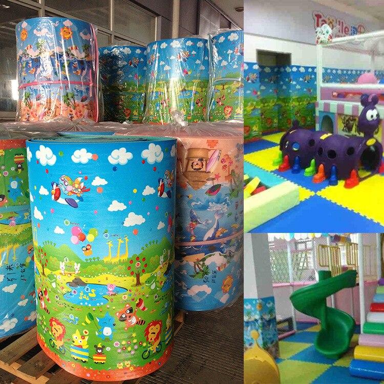 חינם shippment ילדים EPE Naughty Fort קצף התינוק - צעצועי פעוטות
