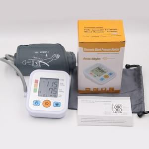 Image 5 - Electric Tonometer Apparatus for Measuring Pressure Upper Arm Blood Pressure Monitor Medical Equipment Heart Beat Machine