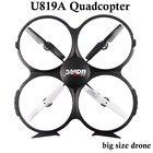 High Quality New Arrival 4CH Quadcopter Udi U819A drone Headless 6 Axis Gyro RC Quadcopter with Camera VS U818A FSWB