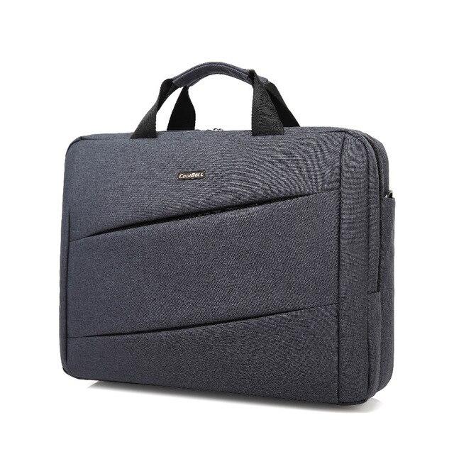 2016 Высокое Качество 14.4 дюймов 15.6 дюймов Ноутбук Сумка Водонепроницаемый Нейлон сумка для ноутбука мужская Сумка для Macbook Air 13 Pro 13 случае