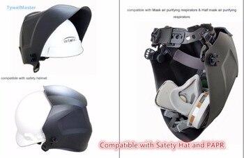Casque De Soudage Automatique   Masque De Soudage Taille Supérieure 100x73mm (3.94x2.87