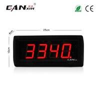 [Ganxin] 1.8 дюймов 4 цифры низкое напряжение LED счетчик для продажи дом использовать дней прикинь, таймер обратного отсчета