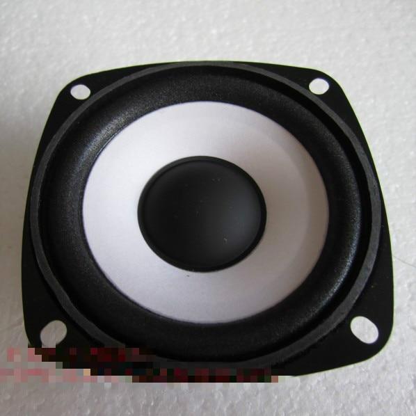 2pcs pack 3 inch 4 ohm 10 watt Full range speakers small stereo louderspeaker satellites good
