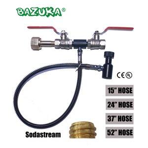 Image 1 - 新ペイントボールエアガン PCP 撮影 Sodastream CO2 タンクボトル詰め替え駅 Kobalt アダプタ私達と CGA 320 糸