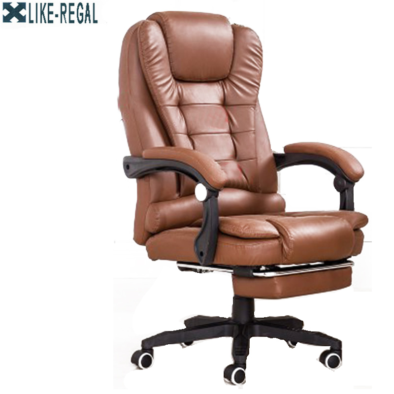 COME REGAL WCG gaming Ergonomica sedia del computer sedia di ancoraggio home Cafe giochi competitivo sedile libero di trasporto