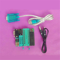 A51 Chip Programmer Programmer Programmer AT89S52 AT89C2051 USB Serial Line