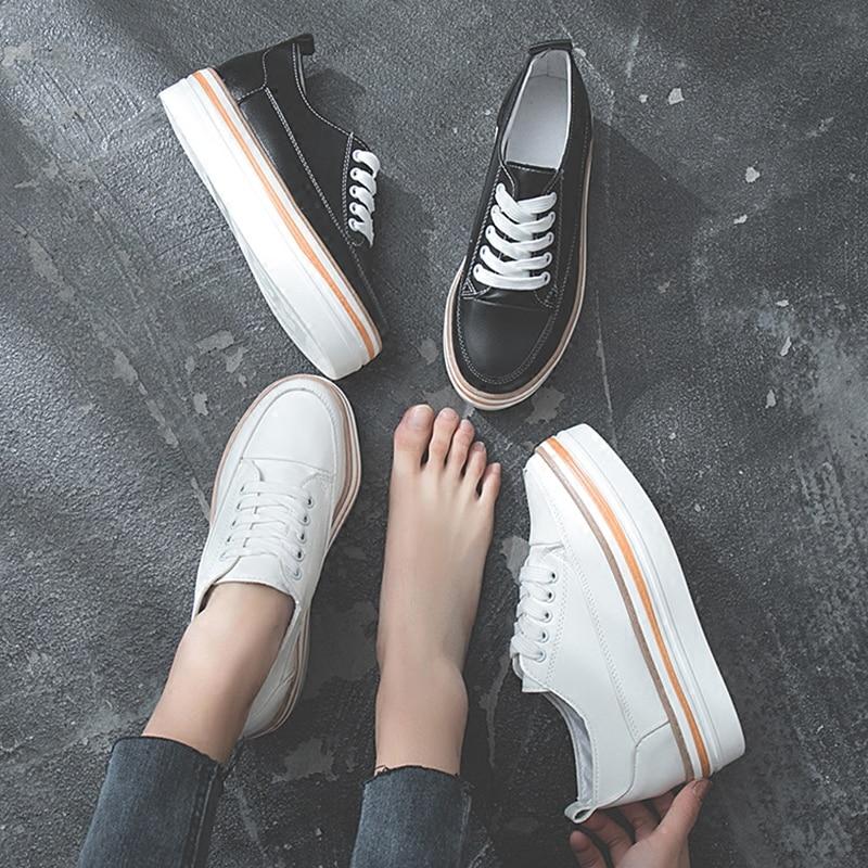 Anti Plano Moda Ocio De blanco Y Zapatos Fondo 2018 Dama Práctica Negro Summernew Dulce Resbaladizo Cómodo a8qC7wt4x