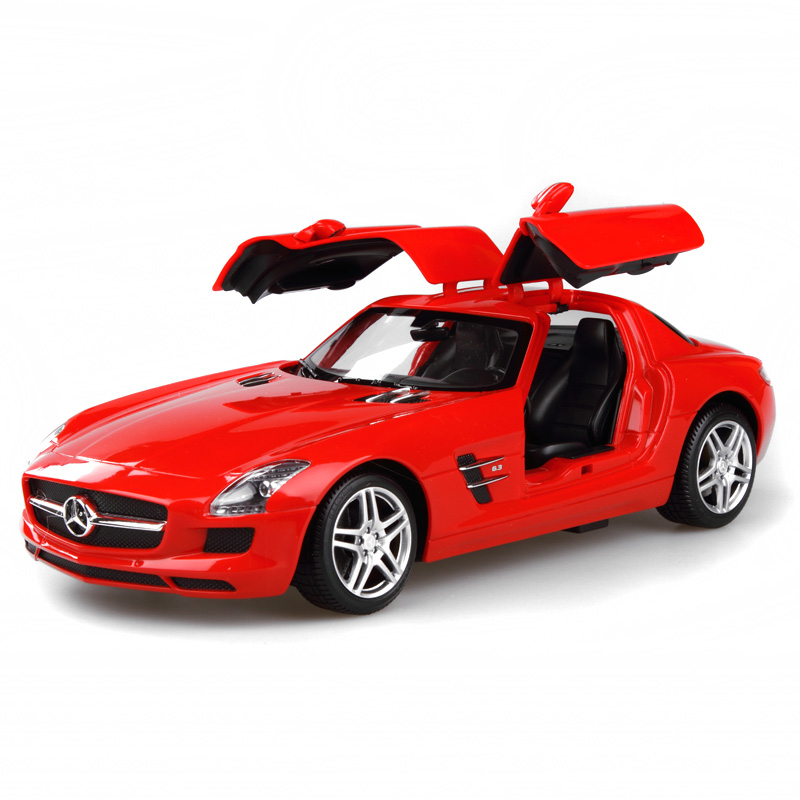 Rastar Star Benz Mercedes Benz Car Remote Control Toy Car Can Open 1