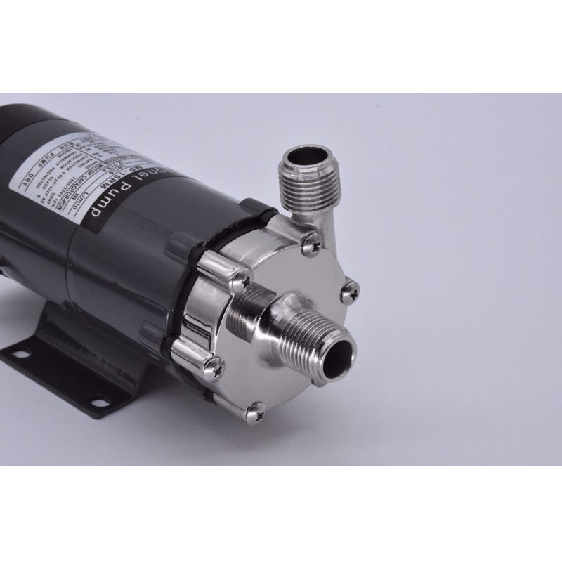 High Temperature  Mp 15rm  Homebrew Stainless Steel Magnetic Drive Pump 220v 50hz