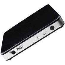 Tvip 605 Sistema Operativo Dual Android y Linux OS Amlogic S905X 2,4G/5G WiFi 4K para el decodificador nórdico de Francia árabe solo No incluye canales
