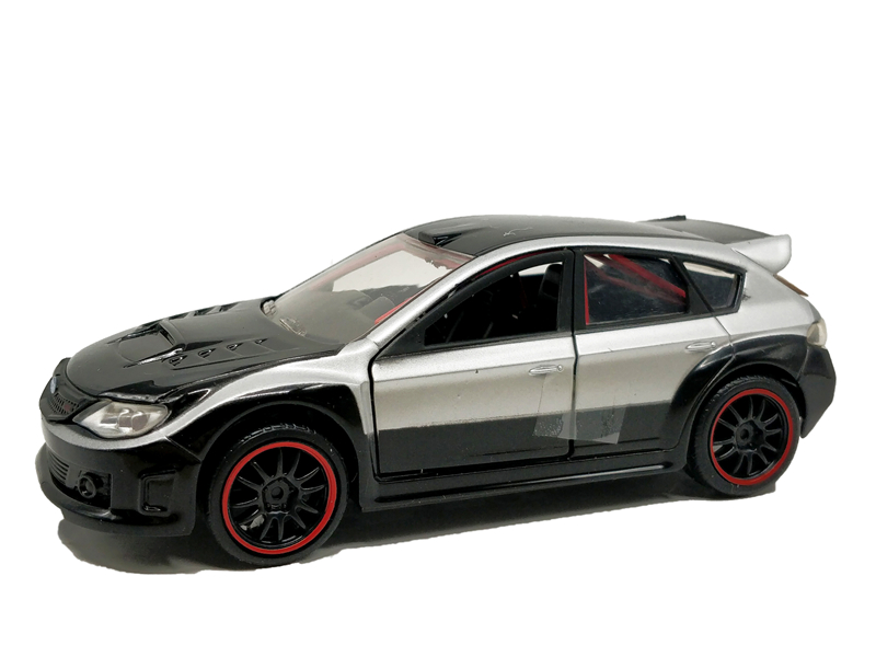 Juguetes Jada Wrx Y Coche Impreza 32 Fundición Modelo Furioso Brian Rápido De Subaru Sti 1 Yvf6gby7
