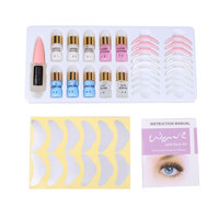 Professional Eyelashes Extension Curling Kit Beauty Tool Set High Quality