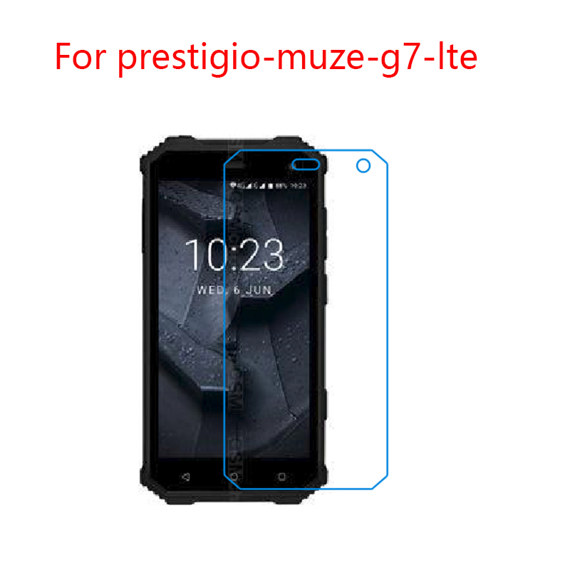 (2-Pack)  For Prestigio-muze-G7-lte 9H toughness and safety flexible glass explosion-proof screen protector(2-Pack)  For Prestigio-muze-G7-lte 9H toughness and safety flexible glass explosion-proof screen protector