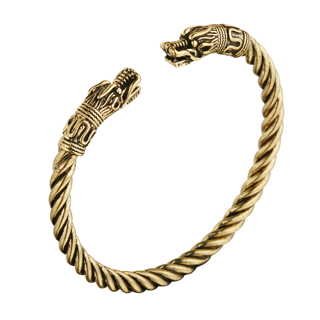 Bracelet homme rétro nordique Viking 1