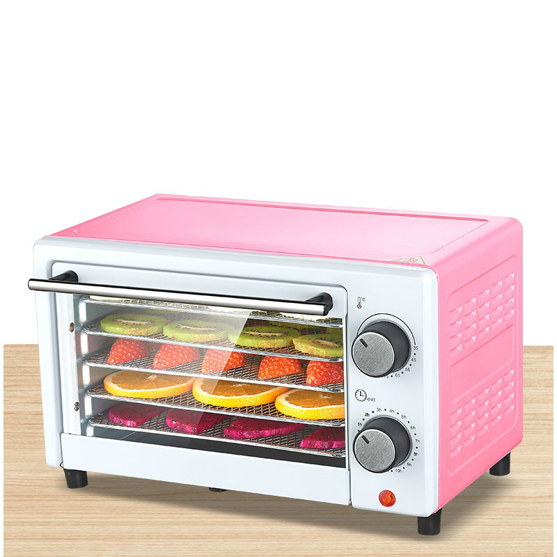 Dried Food dehydrator fruits vegetable dehydration Drying machine Stainless Steel 5 Trays MINI Snack pet meat Herbs DryerDried Food dehydrator fruits vegetable dehydration Drying machine Stainless Steel 5 Trays MINI Snack pet meat Herbs Dryer