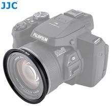 Anillo de filtro de cámara JJC RN S1 de 72mm, tubos adaptadores de lente de conversión para FUJIFILM FinePix S1