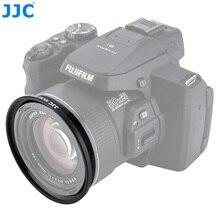 JJC RN S1 72mm filtr kamery pierścień obiektyw konwersyjny Adapter rury dla FUJIFILM FinePix S1