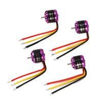 OCDAY Original 4pcs 1106 7500KV 3 4S Brushless Motor for 60mm 70mm 80mm 90mm 100mm Mini RC Racing Drone RC FPV Quadcopter Motor