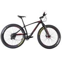 2016 Pro Super leve 10.6 KG MTB bicicleta De Carbono 29 + Montanha, MTB bicicleta 29er, 29 além de bicicletas de carbono bicicleta completa 29 +
