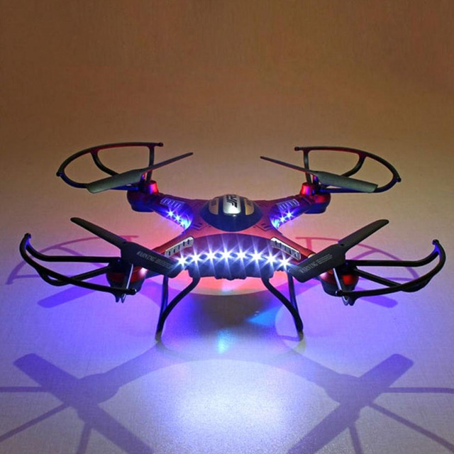 Real-time JJRC H8D 6-Axis 2.4Ghz Gyro FPV RC Quadcopter Helicopter Drone 5.8G With HD +2.0MP Camera +Battery