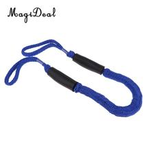 MagiDeal High Strength 5ft Marine Boat Bungee Dock Line Anchor Rope Mooring Cord Accessories