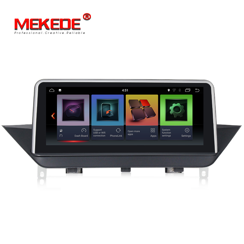 MEKEDE IPS screen 10 2 2GB 32GB android 7 1 Car DVD Multimedia player for BMW