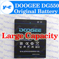 DOOGEE DG550 Battery Original New Large Capacity Battery B-DG550 3000MAH Li-polymer Battery For DOOGEE DAGGER DG550 Free Ship