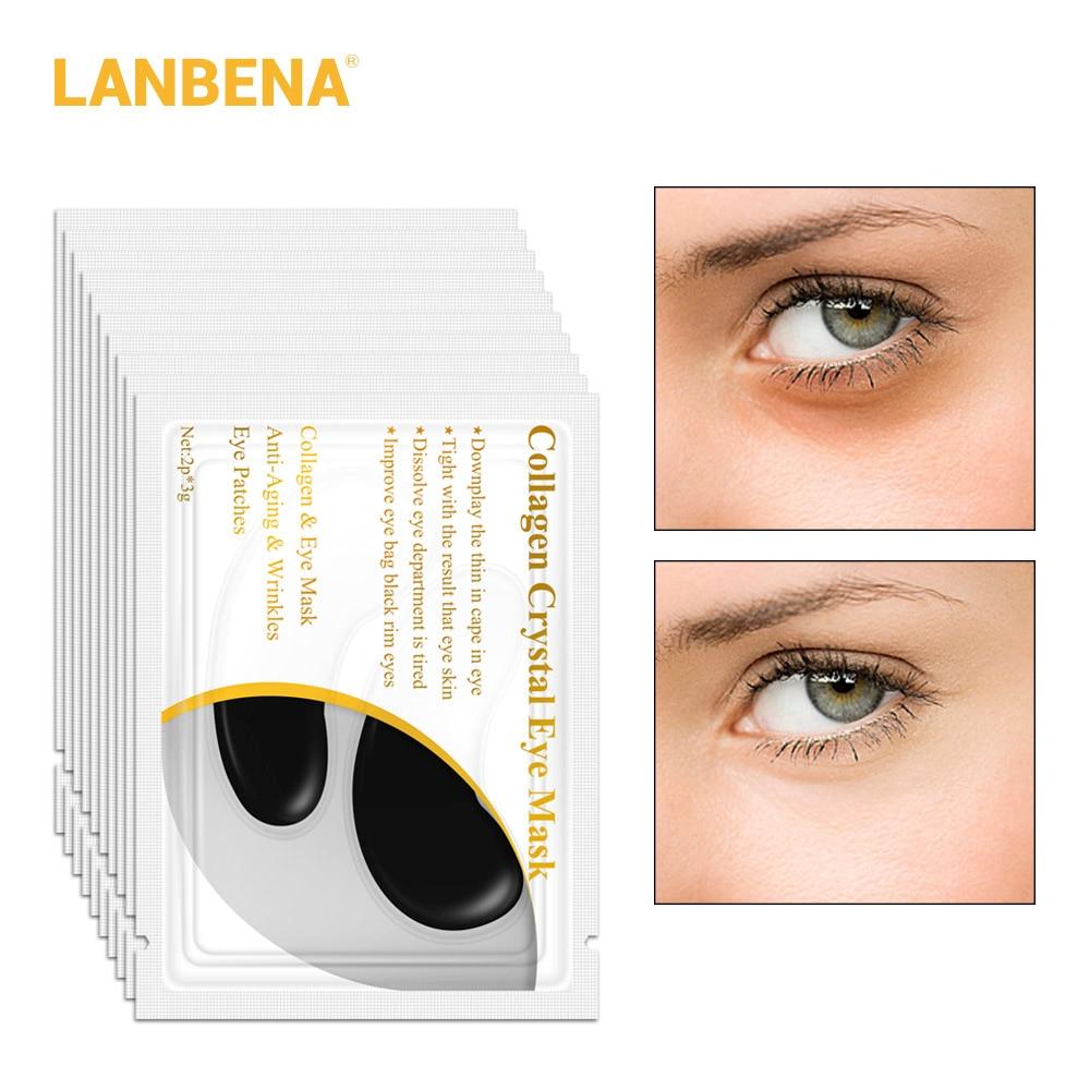 Serum Vitamin C Hanasui Jaya Mandiri 20ml Collagen Crystal Eye Mask Masker Mata Colagen Cystal Source