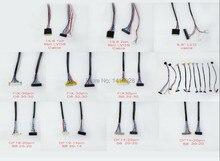10 x cabos lvds comuns para controlador de painel de exibição lcd