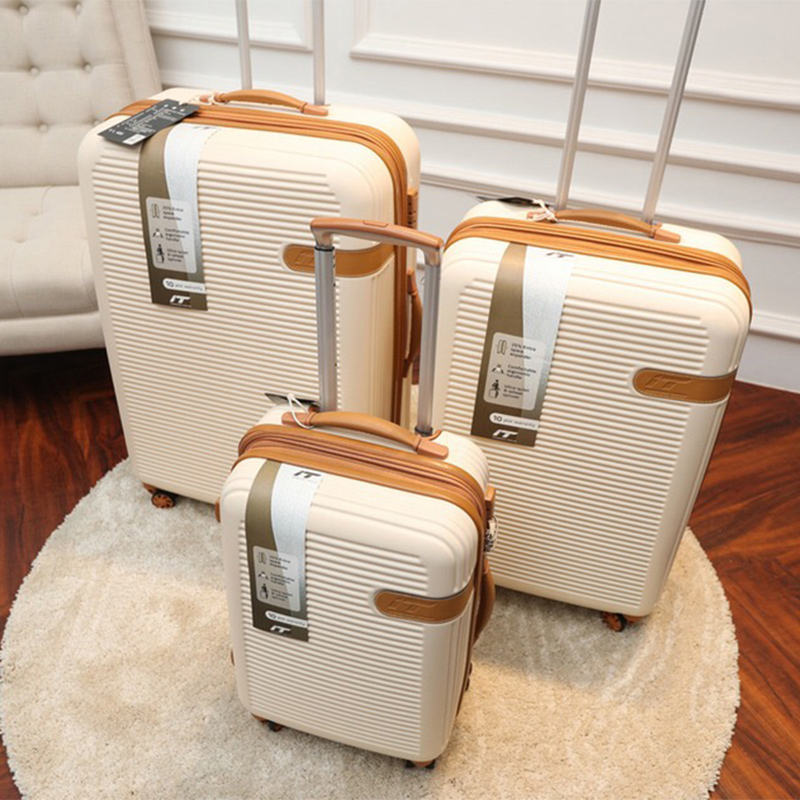 British brand rolling luggage new 19/25/29 inch trolley bag scratch resistant suitcase wear resistant boarding fashion suitcase-in Rolling Luggage from Luggage & Bags    1