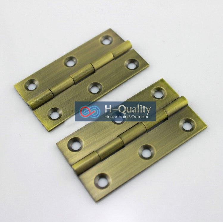 Tornillos de bronce libres 10PCS / Lot Herrajes para puertas Bronce - Mueble - foto 3