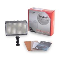 160 LED Luz de Vídeo para Cámara de Aputure Amarán AL-H160 CRI95 + Luz de Vídeo LED de Alta CRI H160