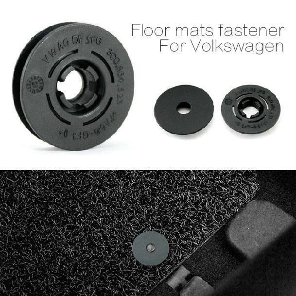 Vw Rabbit Floor Mat Clips Floor Matttroy