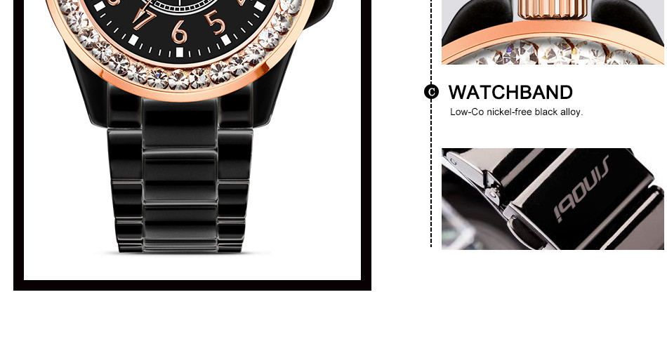 HTB1UgePSpXXXXbhXVXXq6xXFXXXl - SINOBI Fashion Women Diamond Ceramics Watch Band Wrist Watch-SINOBI Fashion Women Diamond Ceramics Watch Band Wrist Watch