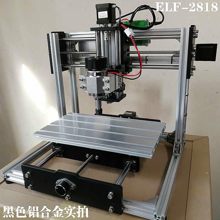 2818 CNCUSB Engraving Machine CNC Kit DIY 3D Printer Round Small DIY Kit